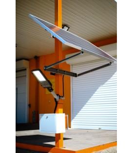 Светодиодный светильник 24W с солнечной батареей +аккумулятор