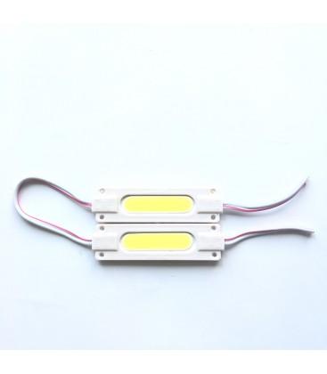 Светодиодный модуль 12V MTK-COB 2W 8000K