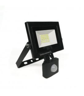 Светодиодный прожектор с датчиком Horoz 20W 6500K