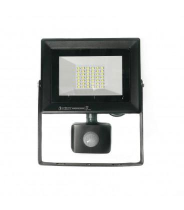 LED прожектор Horoz Pars 30W 6500K с датчиком движения
