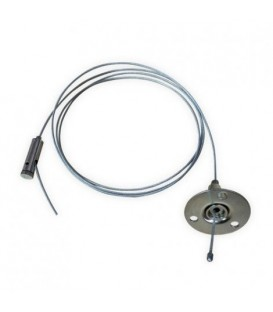 Тросовый подвес для шинопровода, 150 см 2 шт./уп. LD1002