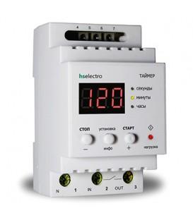 Более Таймер Циклический HS Electro Т16ц2 на DIN-рейку