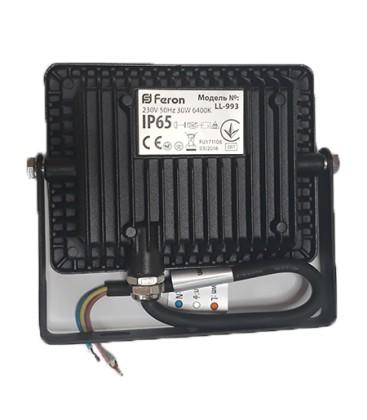 Светодиодный прожектор Feron LL-993 30W 29621