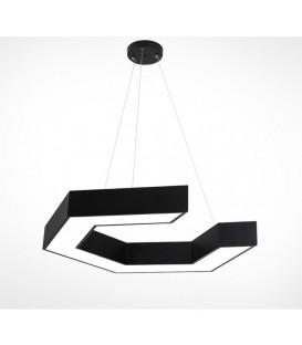"""Светодиодный светильник """"Неполная сота"""" Nami Lighting 38W"""