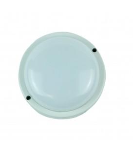 LED светильник ЖКХ Global HPL 8W 5000K Круг