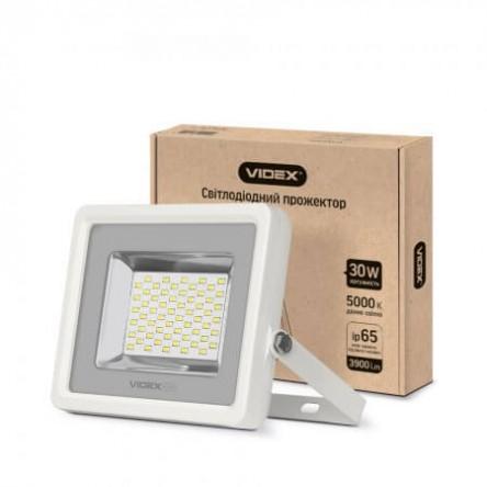 LED прожектор VIDEX PREMIUM 30W 5000K 220V White