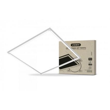 LED панель ART VIDEX 40W 3000-6200K 220V с регулировкой цветности