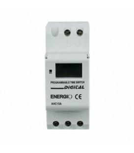 Таймер ENERGIO AHC15A недельный электронный
