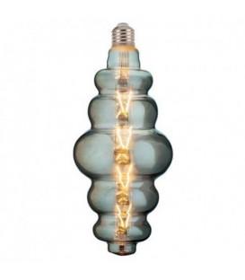 """Лампа светодиодная """"ORIGAMI-XL"""" 8W Filament LED Amber / Titanium"""
