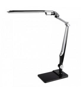 Настольная LED лампа 10W Horoz EBRU на подставке + струбцина