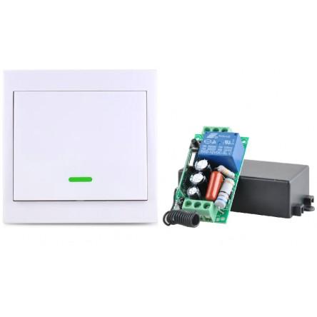 Беспроводной настенный выключатель Inted 220V