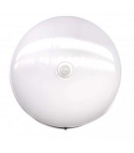 Светодиодный светильник с датчиком движения и освещенности AVT-ROUND2 SENSOR 36w
