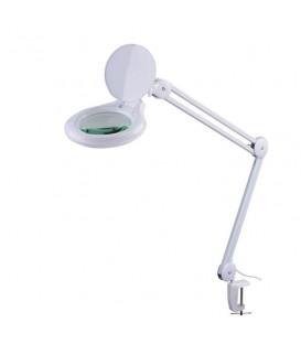 Бестеневой светодиодный светильник Doctor Lamp 12W с линзой и крышкой