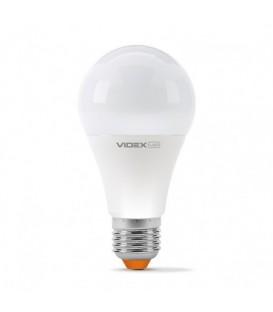 LED лампа VIDEX A60e 15W E27 3000K 220V
