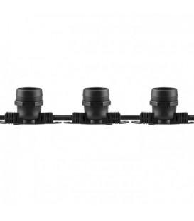 "Гирлянда уличная ""Белт-лайт"" CL50-13 230V,20*Е27 шаг 50см, 13м+3м шнур, IP65"