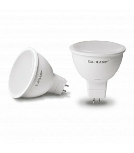 LED лампа Eurolamp MR16 5W G5.3 4000K 12V