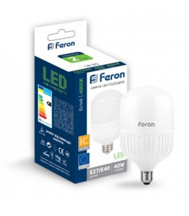Светодиодная лампа Feron LB-65 40W E40 6400K