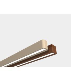 Светодиодный линейный светильник SVL WOODLINE-100 40w 1m