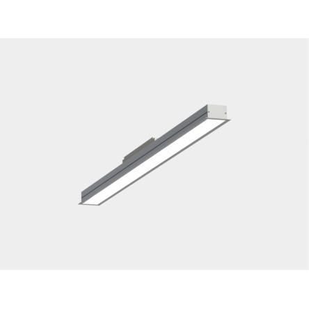 Светильник светодиодный врезной линейный SVL LINEA CUT 20w 98cm