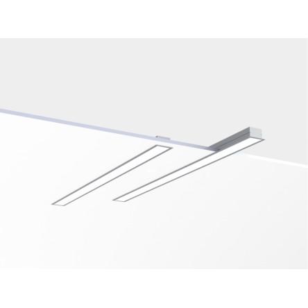 Светильник светодиодный врезной линейный SVL LINEA CUT 22w 1.1m