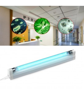 Бактерицидный облучатель DoctorLamp 8W (Philips) безозоновый 220V