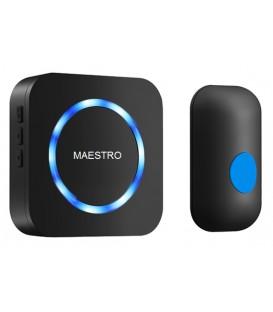 Беспроводной дверной звонок MAESTRO с базой в розетку