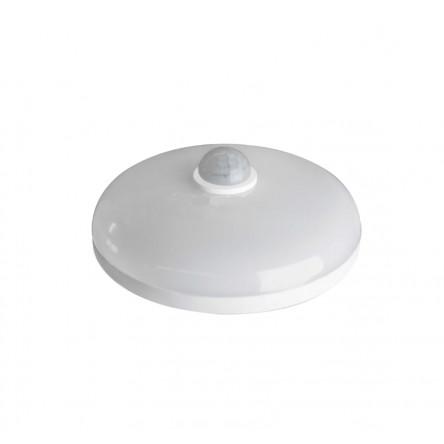 Светодиодный светильник с датчиком движения и освещенности AVT-ROUND2 SENSOR 9w
