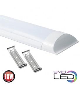Линейный светодиодный светильник Horoz Tetra-18 18W 4200/6400K