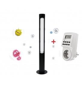 Бактерицидный облучатель Doctor Lamp 36W безозоновый + таймер