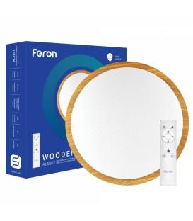 Светодиодный светильник Feron AL5501 WOODEN 36W