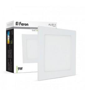 Более Светодиодный светильник Feron AL511 9W