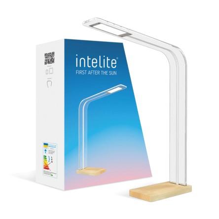 Умная лампа Intelite DL5 8W (димминг, эксклюзивный, дизайн) прозрачная
