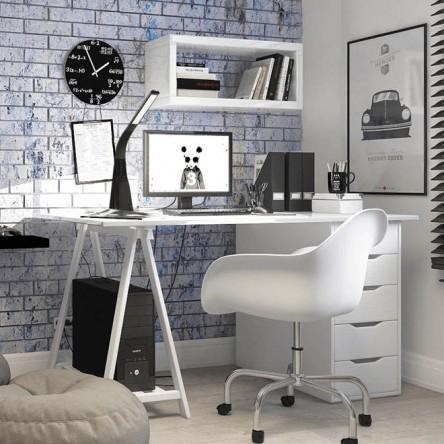Умная лампа Intelite DL7 9W (USB, димминг, температура, звук)