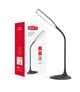 Более Умная лампа Maxus DKL 6W (аккумулятор, димминг) квадрат