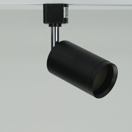 Трековый светильник Feron AL155 белый/черный