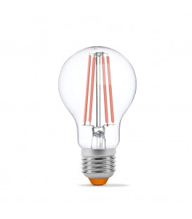 LED лампа для растений VIDEX Filament A60FF 08W E27 1000K