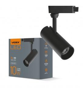 Более LED светильник трековый VIDEX 10W 4100K
