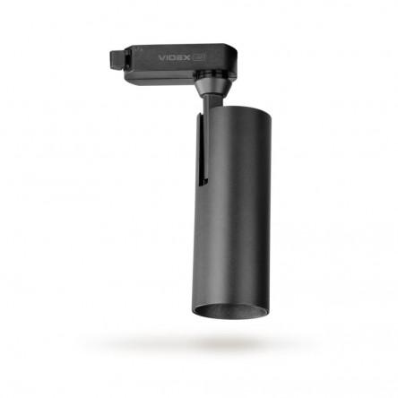 Трековый светильник Feron AL103 COB 30W 6500K черный/белый