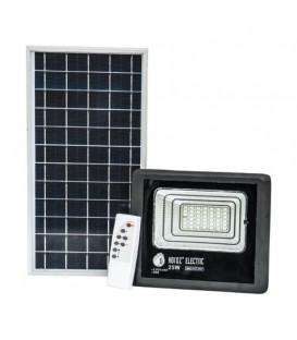 Более Прожектор светодиодный с солнечной панелью Horoz TIGER-25 25W 6400K