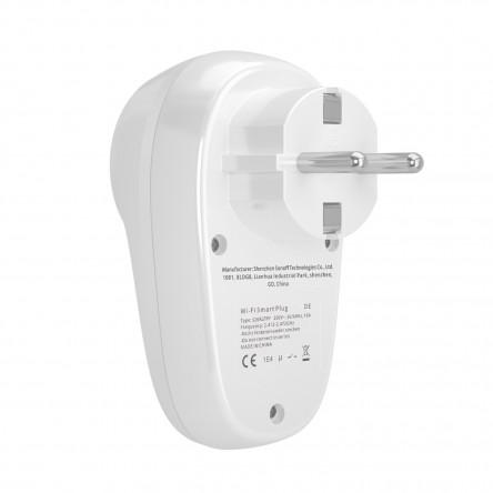Смарт Wi-fi розетка Sonoff S26 на 220В