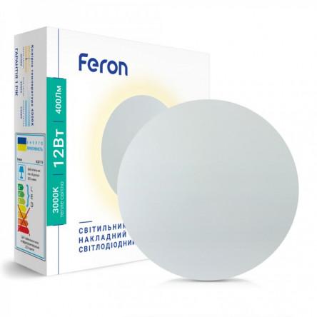 Настенный накладной светодиодный светильник Feron AL8100