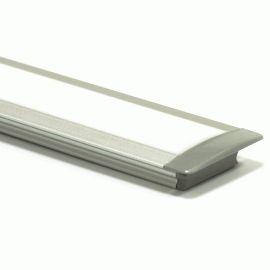 Более Алюминиевый профиль врезной LED-Tec ПФ-3