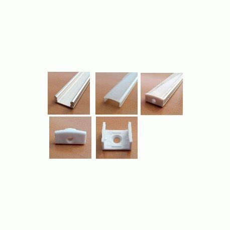 Алюминиевый профиль LED-Tec ПФ-15