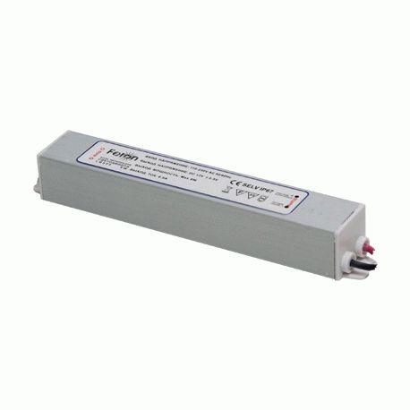 Трансформатор для LED ленты Feron LB006 6W 12V IP67