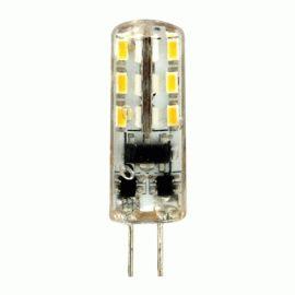 Более Капсульная LED лампа Feron LB-420 2W 4000K G4 AC/DC