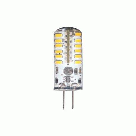 Светодиодная капсульная лампа Feron LB-422 AC/DC12V 3W 48leds G4 4000K 240lm