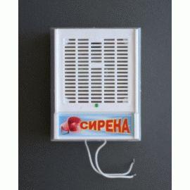 """Звонок электронный """"Сирена"""" СП 1103 проводной 220V"""