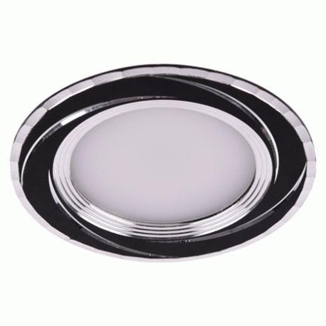 LED светильник AL777 5W круг 4000K Черный