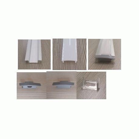Профиль для LED-ленты врезной ПФ-16