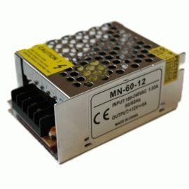 Блок питания LED-tec 12V для LED-ленты 60W